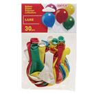 30 ballons de baudruche