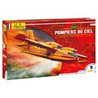 Maquette Canadair Pompiers du ciel