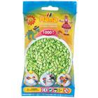 sachet 1000 perles à repasser vert pastel