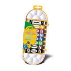 Boite de 8 tubes de gouache lavables Crayola