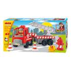 Camion pompier grande échelle