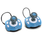 2 mini joysticks