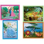 Puzzles 2 x 35 pièces Disney