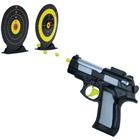 Pistolet à billes+cible