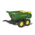 Remorque Halpipe John Deere pour tracteur