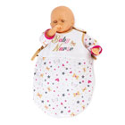 Turbulette pour Poupon Baby Nurse
