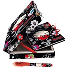 Coffret papeterie Pucca