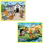 Puzzle 100 Pièces Boule et Bill