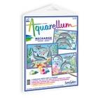 Recharge aquarellum dauphin