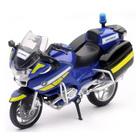 Nouvelle moto de gendarmerie