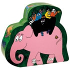 Puzzle Safari Barbapapa