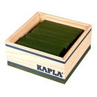 Kapla-40 planchettes vertes
