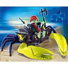 4804-Pirate Fantôme et Crabe Géant