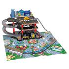 Playset garage et véhicules