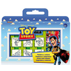 Coffret 7 tampons Toy Story