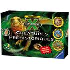 Kit d'expériences Créatures préhistoriques