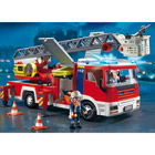 4820-Camion De Pompiers Grande Echelle