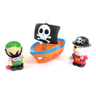 Aspergeurs de Bain Collectors Pirates