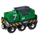 Brio-Locomotive de frêt à piles