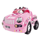 Voiture Hello Kitty 6V