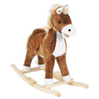 Mon petit cheval à bascule musical