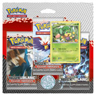 Pack 3 boosters POKEMON Black And White