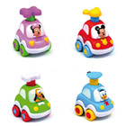 Voiture Disney Press & Go