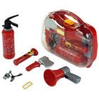 Mallette accessoires de Pompiers