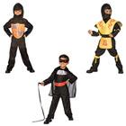 Coffret déguisement 3 en 1 taille 5-7 ans
