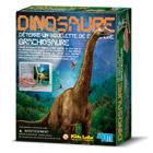 Dinosaure Brachiosaure à déterrer