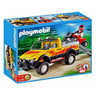 4228-Pick-up et Quad de Course - Playmobil Wild Life