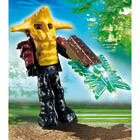 4848-Gardien Du Temple Avec Arme Lumineuse Verte