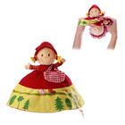Marionnette Réversible Chaperon Rouge