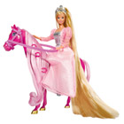 Lolly Princesse et son cheval