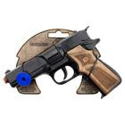 Revolver de police 8 coups