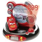 Radio réveil projecteur Cars