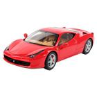 Maquette Ferrari-458 Italia Revell