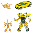 Pack deluxe Transformers