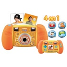 Kidizoom Kid 4 en 1 Orange