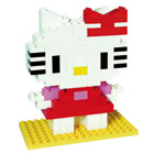 Figurine Hello Kitty en briques