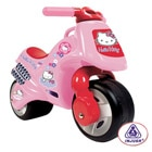 Porteur Moto Hello Kitty