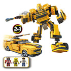 Transformers Kre-o 3 Bumblebee