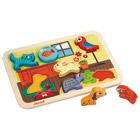 Puzzle animaux 7 pièces