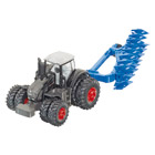 Tracteur Avec Charrue Siku