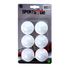 Balles de Ping Pong x 6