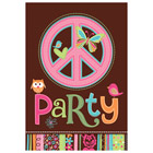 Invitations Hippie
