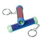 Kaléidoscope avec attache porte-clé