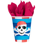 Gobelets Pirates