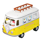 Le Camping Car de Hello Kitty