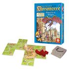 Damoiselle et Dragon extension Carcassonne
